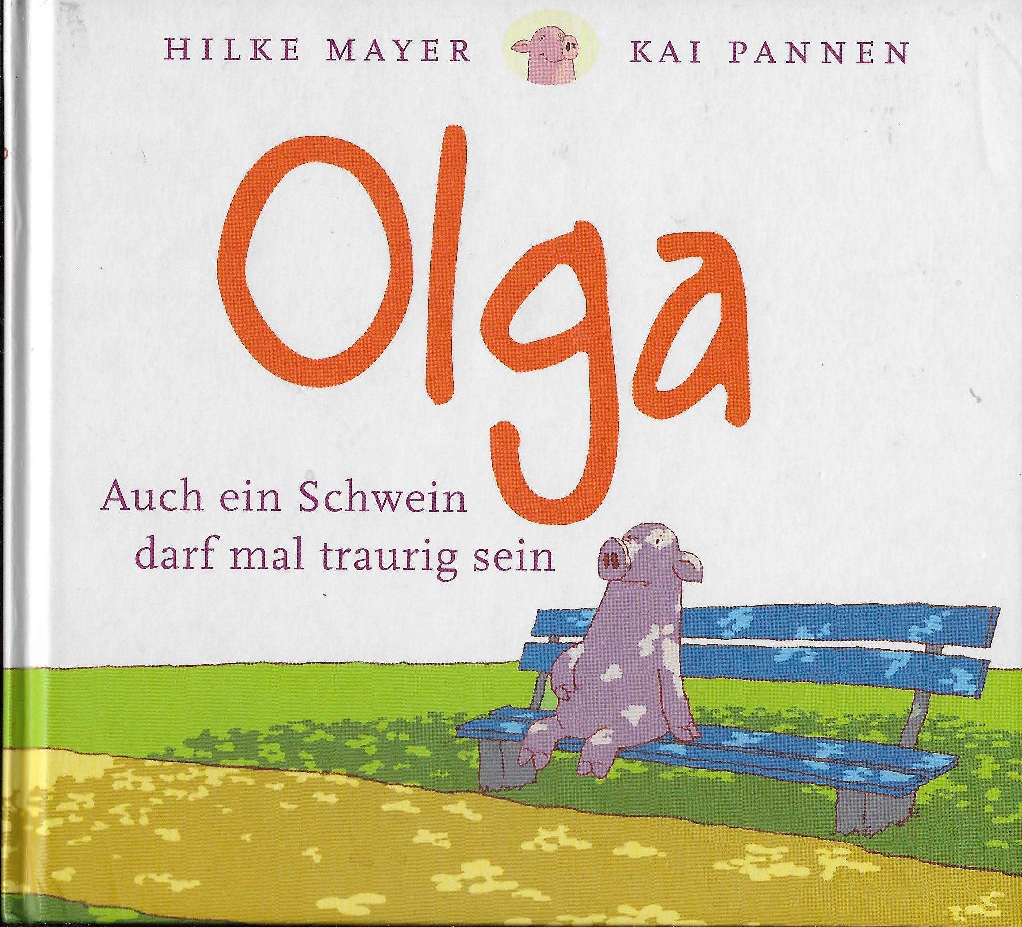 Olga-das Schwein